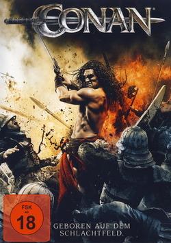 Conan - geboren auf dem Schlachtfeld